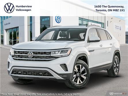 2020 Volkswagen Atlas Cross Sport 3.6 FSI Comfortline (Stk: 98105) in Toronto - Image 1 of 23