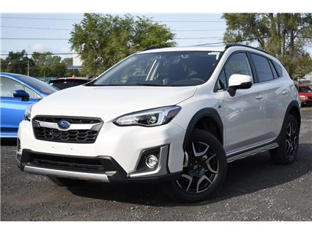 2020 Subaru Crosstrek Plug-in Hybrid Limited (Stk: SL824) in Ottawa - Image 1 of 30