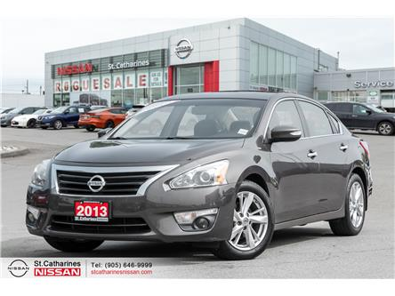 2013 Nissan Altima 2.5 SL (Stk: RG20135B) in St. Catharines - Image 1 of 20