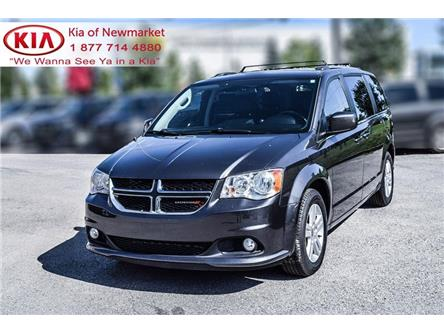2018 Dodge Grand Caravan Crew (Stk: P1049A) in Newmarket - Image 1 of 19