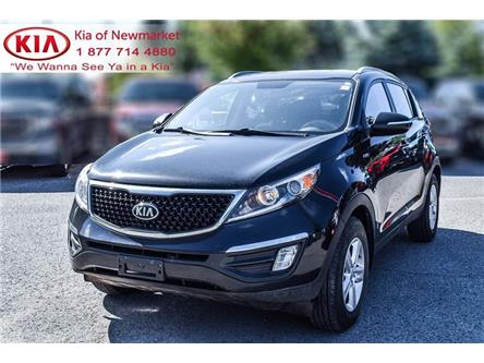 2016 Kia Sportage LX (Stk: P1099A) in Newmarket - Image 1 of 17