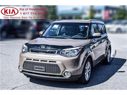 2016 Kia Soul EX+ (Stk: P1251) in Newmarket - Image 1 of 14