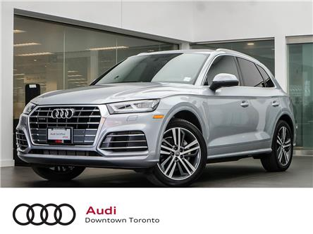 2018 Audi Q5 2.0T Progressiv (Stk: P3859) in Toronto - Image 1 of 29