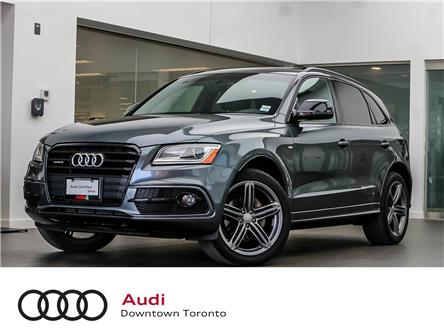 2016 Audi Q5 2.0T Technik (Stk: P3864) in Toronto - Image 1 of 28