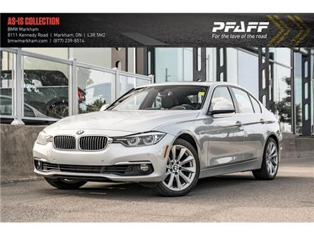 2016 BMW 328i xDrive (Stk: D13375) in Markham - Image 1 of 21