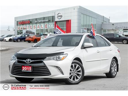 2015 Toyota Camry XLE (Stk: RG20091A) in St. Catharines - Image 1 of 20
