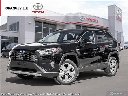 2020 Toyota RAV4 Hybrid Limited (Stk: H20708) in Orangeville - Image 1 of 23
