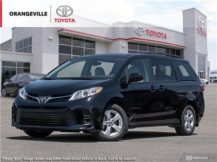2020 Toyota Sienna LE 8-Passenger (Stk: H20712) in Orangeville - Image 1 of 23