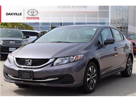 2015 Honda Civic EX (Stk: 201248A) in Oakville - Image 1 of 11