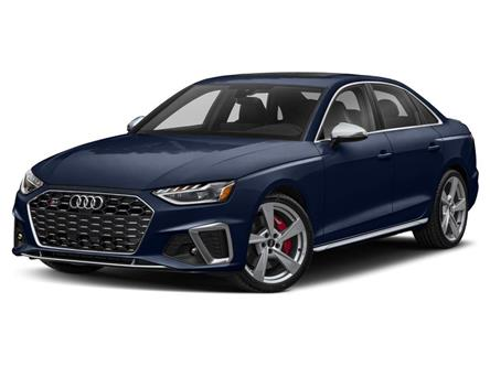 2020 Audi S4 3.0T Technik (Stk: 53635) in Ottawa - Image 1 of 9