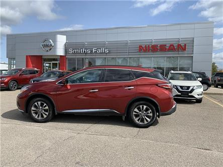 2016 Nissan Murano SV (Stk: 20-069A) in Smiths Falls - Image 1 of 13