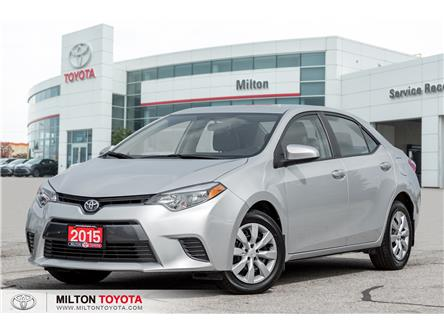 2015 Toyota Corolla LE (Stk: 377436) in Milton - Image 1 of 19
