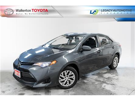 2018 Toyota Corolla LE (Stk: PL085) in Walkerton - Image 1 of 17