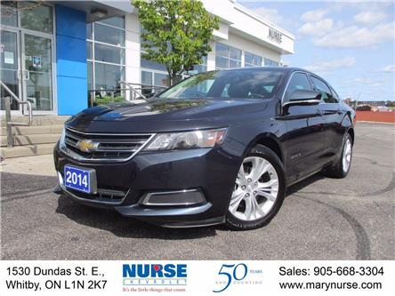 2014 Chevrolet Impala 2LT (Stk: 20T123A) in Whitby - Image 1 of 28