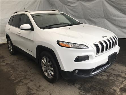 2016 Jeep Cherokee Limited (Stk: 2011351) in Thunder Bay - Image 1 of 21