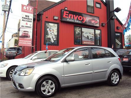 2011 Kia Rio5 EX (Stk: ) in Ottawa - Image 1 of 19