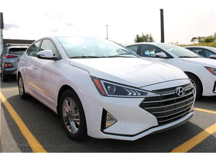 2020 Hyundai Elantra Preferred (Stk: 02945) in Saint John - Image 1 of 4