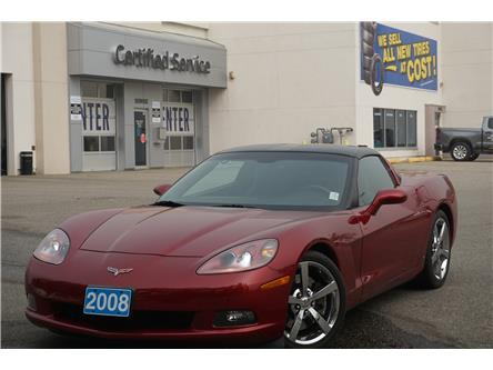 2008 Chevrolet Corvette Base (Stk: P3601A) in Salmon Arm - Image 1 of 20