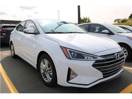 2020 Hyundai Elantra Preferred w/Sun & Safety Package (Stk: 02946) in Saint John - Image 1 of 4