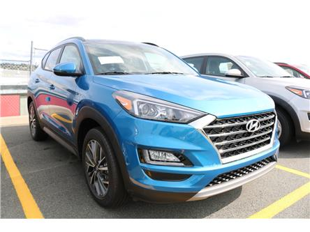 2021 Hyundai Tucson Luxury (Stk: 17961) in Saint John - Image 1 of 3