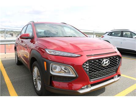 2021 Hyundai Kona 2.0L Preferred (Stk: 19956) in Saint John - Image 1 of 4