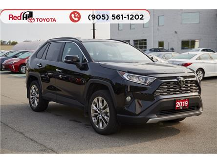 2019 Toyota RAV4 Limited (Stk: 19454A) in Hamilton - Image 1 of 9