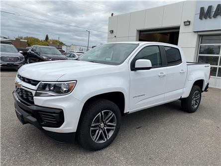 2021 Chevrolet Colorado WT (Stk: 21102) in Sioux Lookout - Image 1 of 6