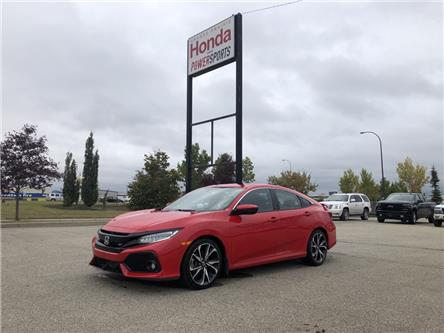 2019 Honda Civic Si Base (Stk: 19-252A) in Grande Prairie - Image 1 of 17