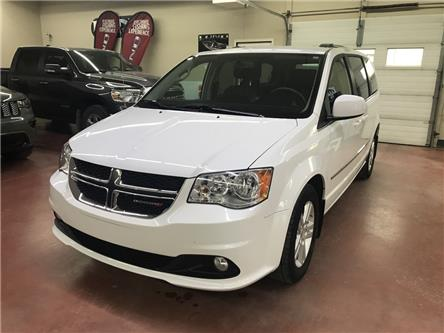 2017 Dodge Grand Caravan Crew (Stk: T20-76A) in Nipawin - Image 1 of 19