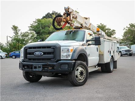 2014 Ford F-550 Chassis  (Stk: 49237) in Ottawa - Image 1 of 12