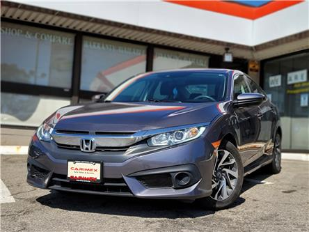 2016 Honda Civic EX (Stk: 2008230) in Waterloo - Image 1 of 23