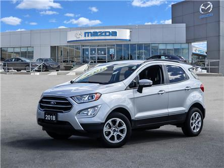 2018 Ford EcoSport SE (Stk: 1006) in Hamilton - Image 1 of 22