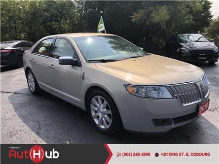 2010 Lincoln MKZ Base (Stk: ) in Cobourg - Image 1 of 16