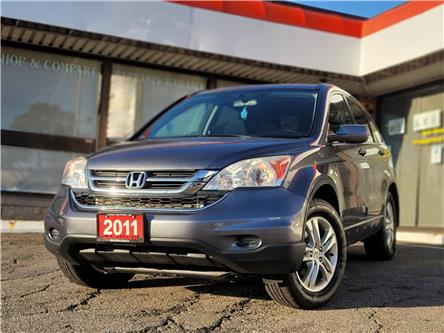 2011 Honda CR-V EX (Stk: 2009260) in Waterloo - Image 1 of 20