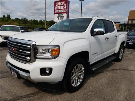 2016 GMC Canyon SLT (Stk: 340788) in Cambridge - Image 1 of 22