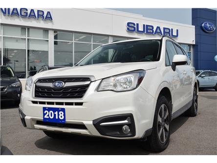 2018 Subaru Forester 2.5i Touring (Stk: S4833A) in St.Catharines - Image 1 of 19