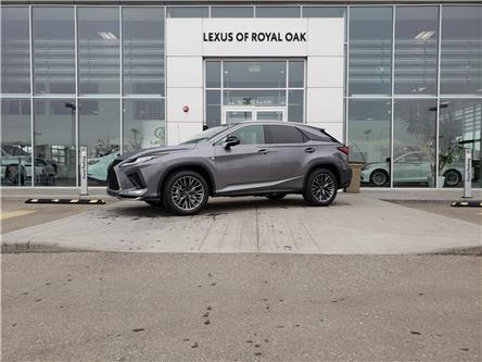 2020 Lexus RX 350 Base (Stk: L20510) in Calgary - Image 1 of 11