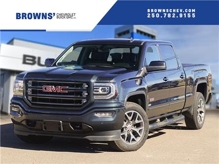 2018 GMC Sierra 1500 SLT (Stk: 4516A) in Dawson Creek - Image 1 of 15