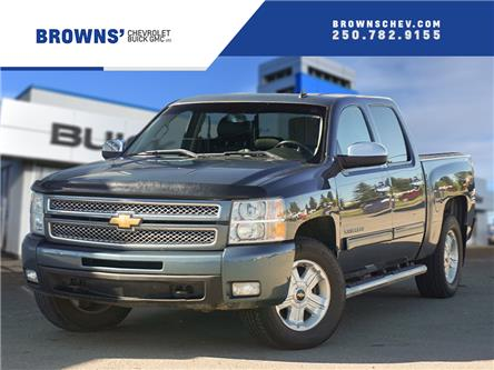 2012 Chevrolet Silverado 1500 LTZ (Stk: T19-1207AA) in Dawson Creek - Image 1 of 14
