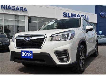 2019 Subaru Forester 2.5i Limited (Stk: Z1741) in St.Catharines - Image 1 of 26