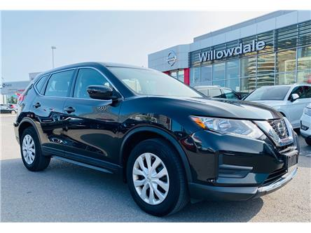 2017 Nissan Rogue S (Stk: N970A) in Thornhill - Image 1 of 18
