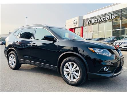 2016 Nissan Rogue SV (Stk: N759A) in Thornhill - Image 1 of 19
