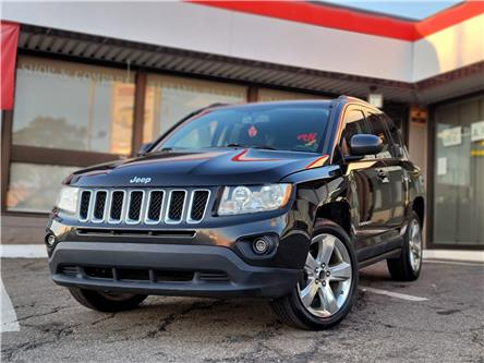 2011 Jeep Compass Limited (Stk: 2001014) in Waterloo - Image 1 of 19
