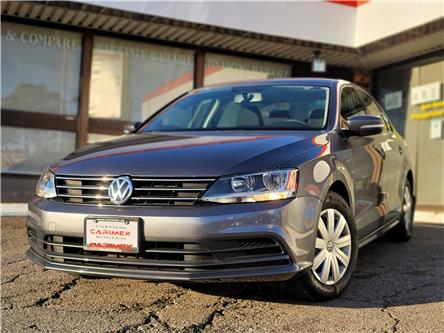 2016 Volkswagen Jetta 1.4 TSI Trendline+ (Stk: 2008254) in Waterloo - Image 1 of 19