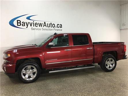 2018 Chevrolet Silverado 1500 2LZ (Stk: 37151W) in Belleville - Image 1 of 30