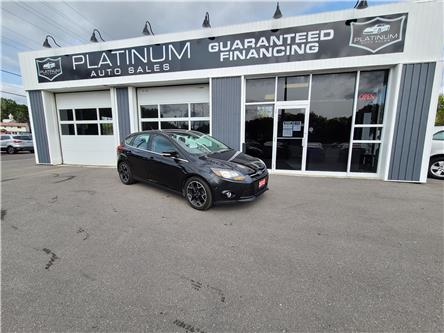 2012 Ford Focus Titanium (Stk: 340182) in Kingston - Image 1 of 6