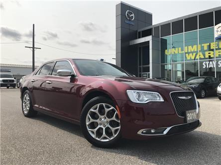 2016 Chrysler 300C Platinum (Stk: NM3364A) in Chatham - Image 1 of 23