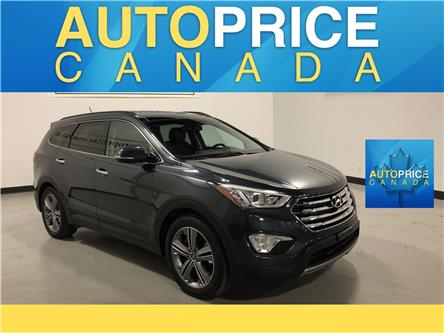 2015 Hyundai Santa Fe XL Limited (Stk: W2063) in Mississauga - Image 1 of 29