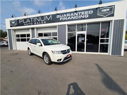 2015 Dodge Journey R/T (Stk: 700858) in Kingston - Image 1 of 14