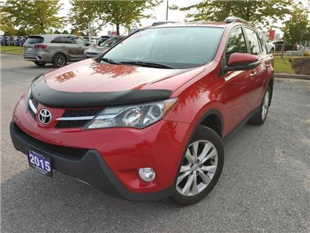 2015 Toyota RAV4 Limited (Stk: 20546A) in Clarington - Image 1 of 12